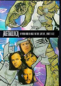 Cover Metallica - A Year And A Half In The Life Of... [DVD]